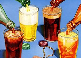 газированные напитки— причины заболеваний почек