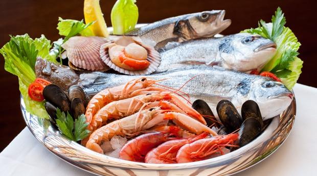 тестостерон в морепродуктах