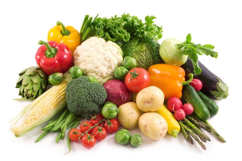 тестостерон в овощах