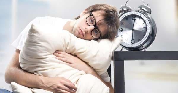 нарушение сна из-за невроза
