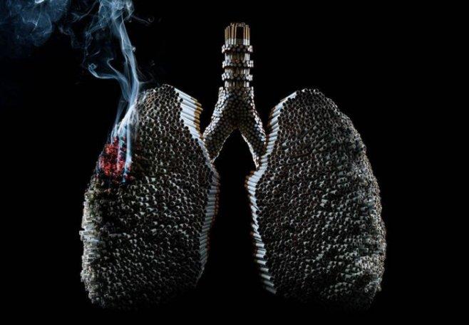 чистка легких после курения