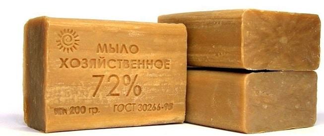 хозяйственное мыло от ВПЧ