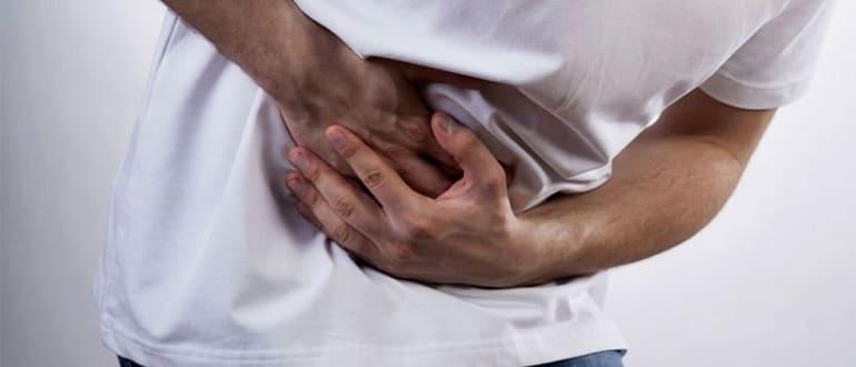 Симптомы и лечение боли в печени