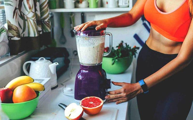 чистка организма для похудения